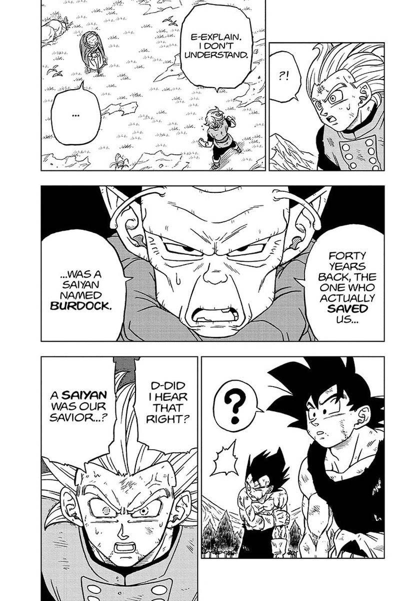 Dragon Ball Super Chapter 76  Online Free Manga Read Image 45