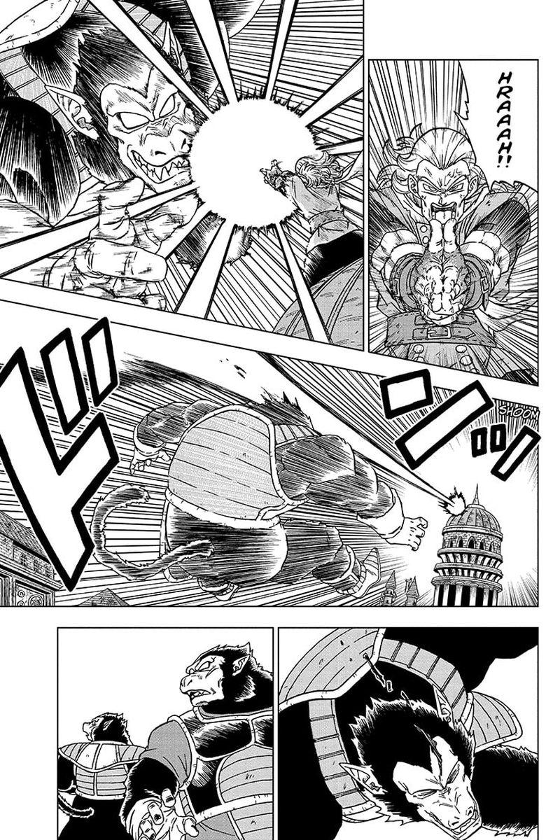 Dragon Ball Super Chapter 77  Online Free Manga Read Image 11