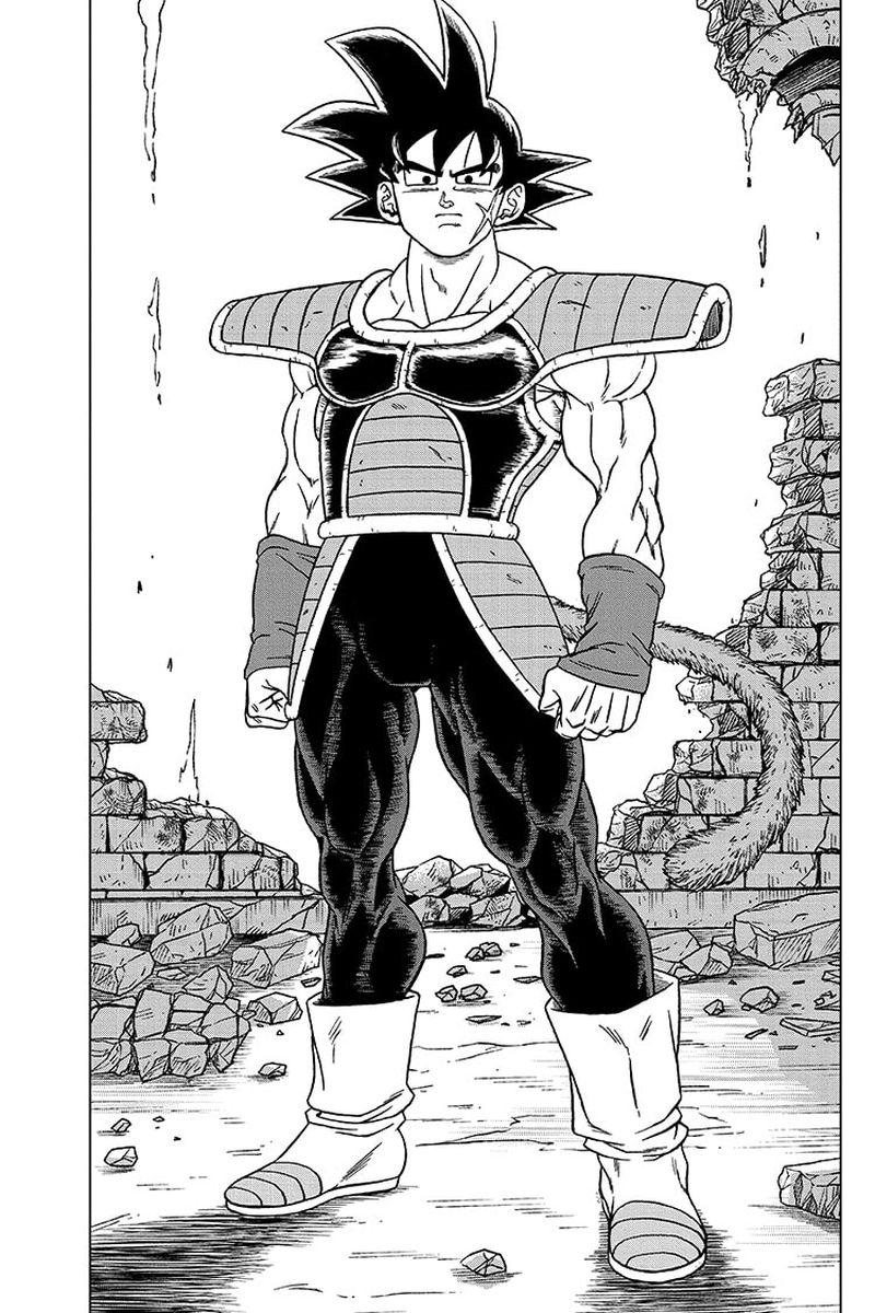Dragon Ball Super Chapter 77  Online Free Manga Read Image 15