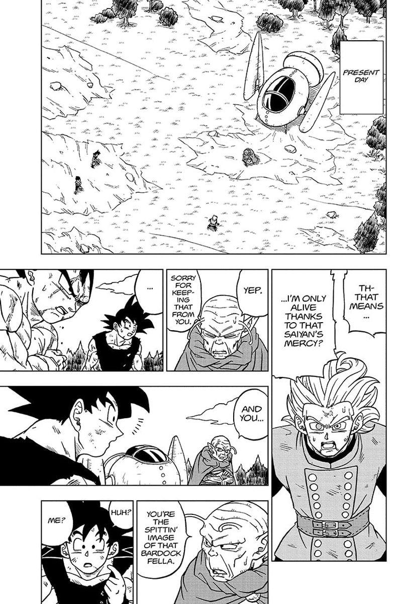 Dragon Ball Super Chapter 77  Online Free Manga Read Image 25