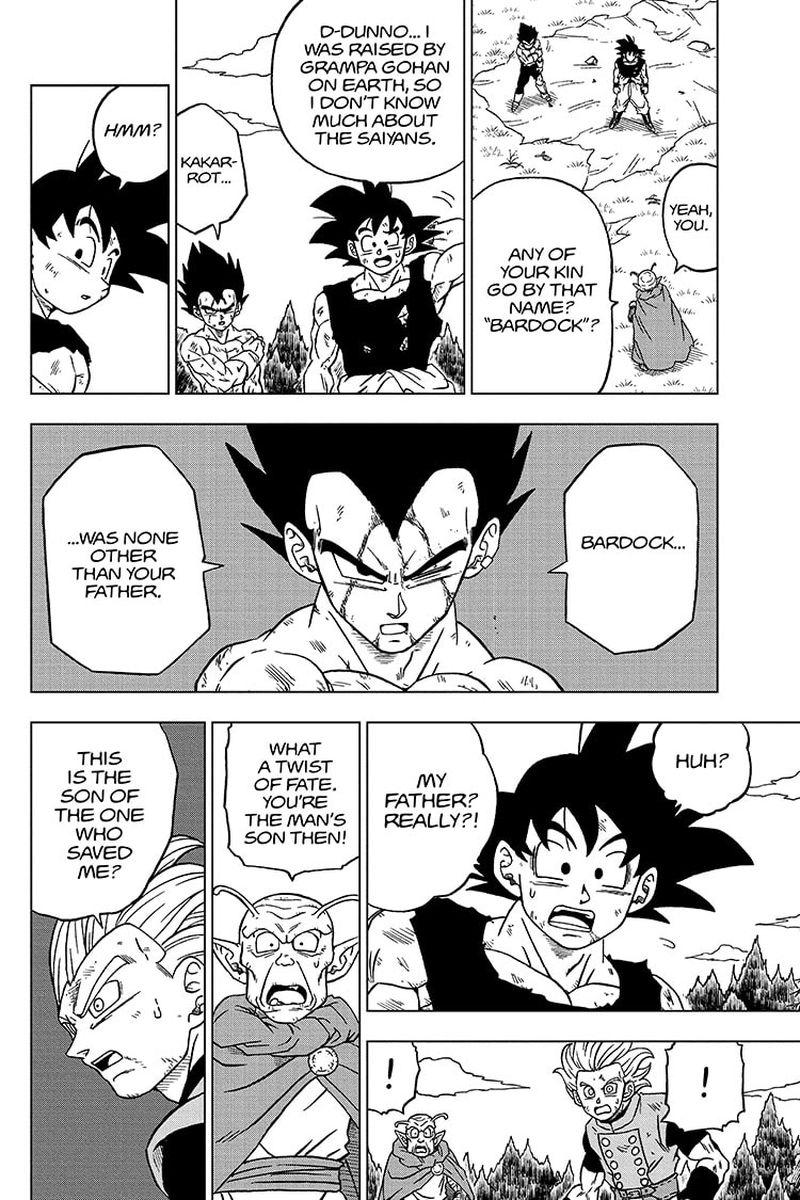 Dragon Ball Super Chapter 77  Online Free Manga Read Image 26