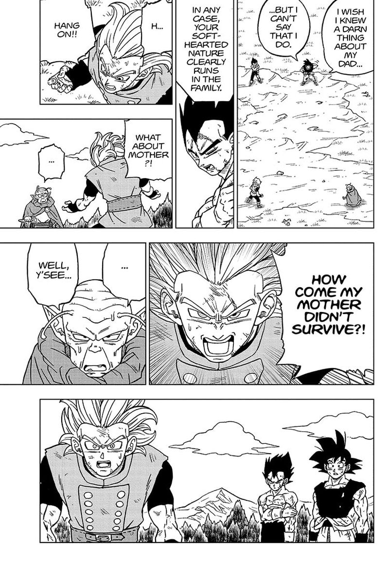 Dragon Ball Super Chapter 77  Online Free Manga Read Image 27