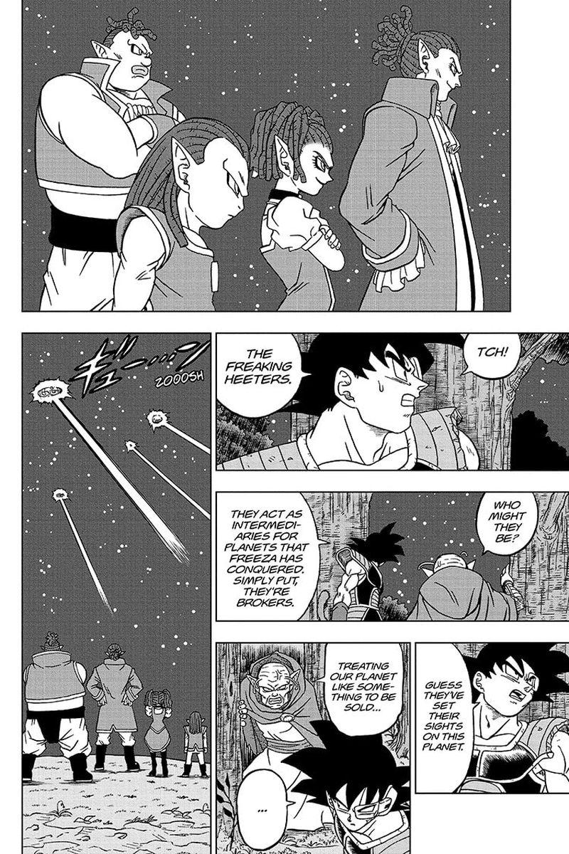 Dragon Ball Super Chapter 77  Online Free Manga Read Image 30