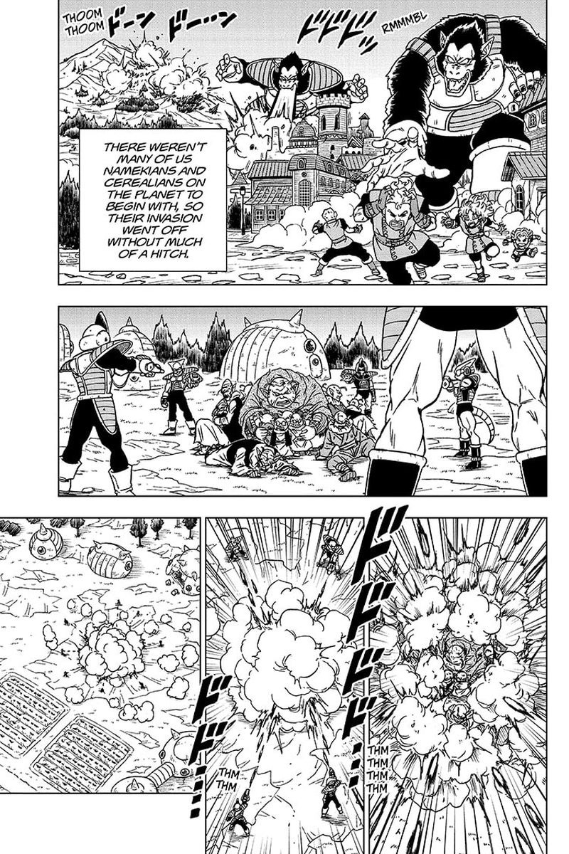 Dragon Ball Super Chapter 77  Online Free Manga Read Image 5