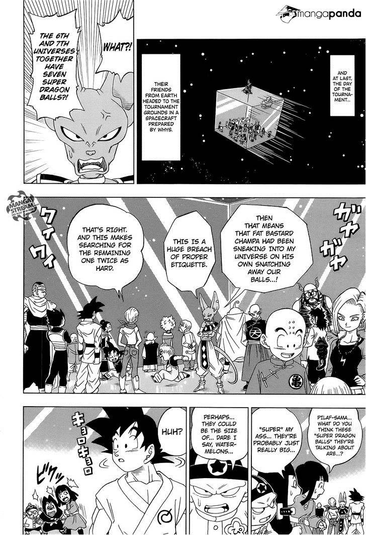 Dragon Ball Super Chapter 8.2  Online Free Manga Read Image 14