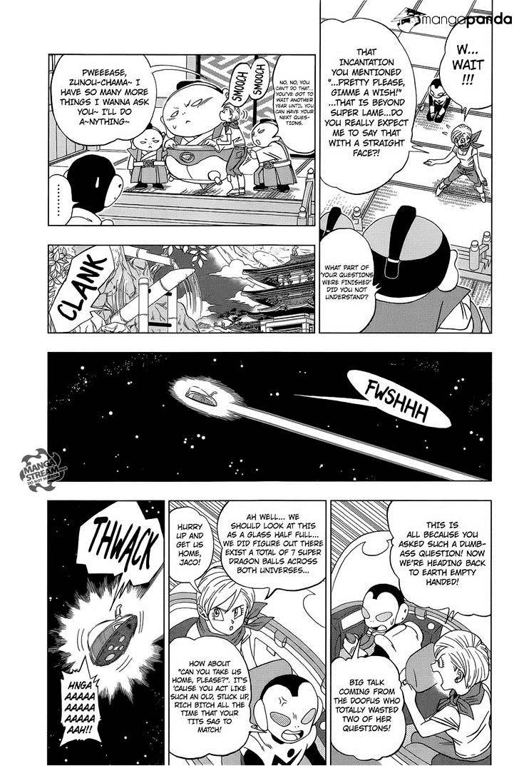 Dragon Ball Super Chapter 8.2  Online Free Manga Read Image 9