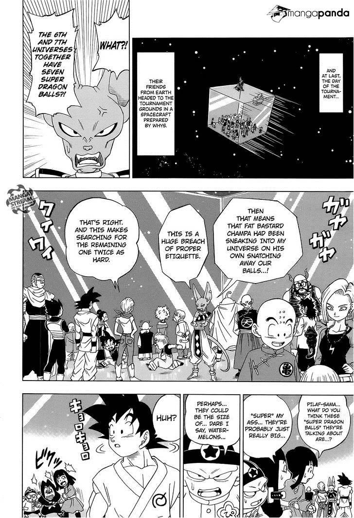 Dragon Ball Super Chapter 8  Online Free Manga Read Image 14