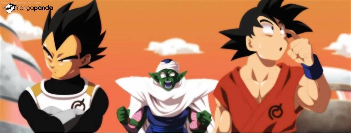 Dragon Ball Super Chapter 8  Online Free Manga Read Image 23