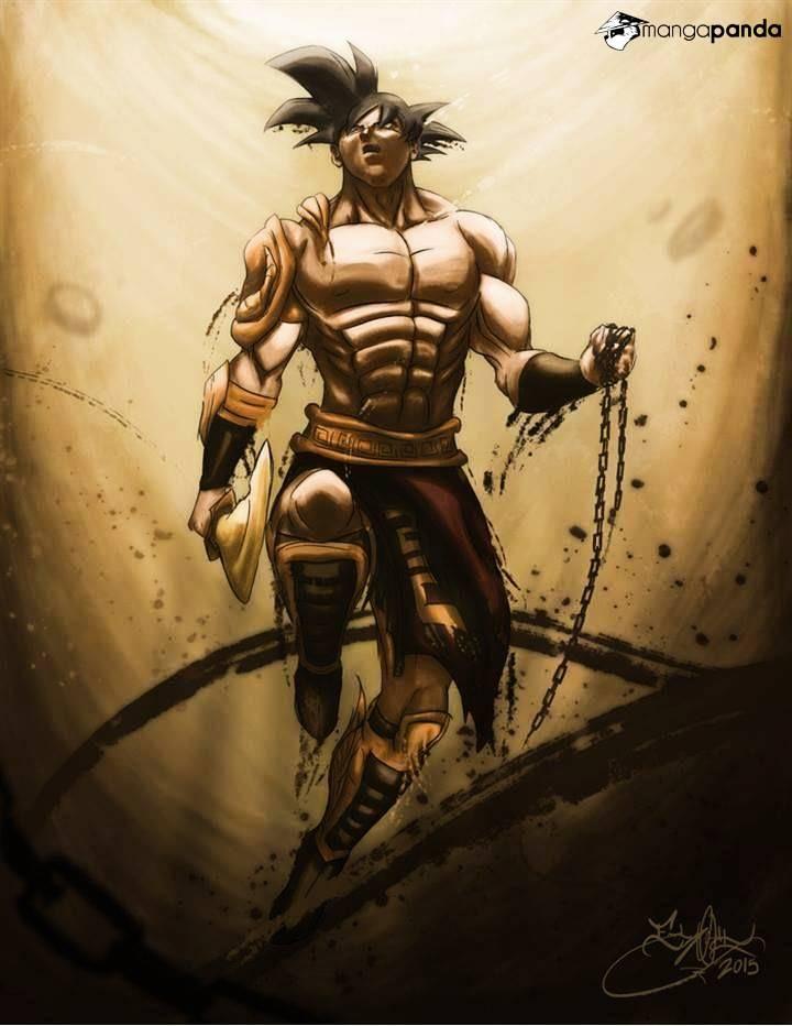 Dragon Ball Super Chapter 8  Online Free Manga Read Image 3