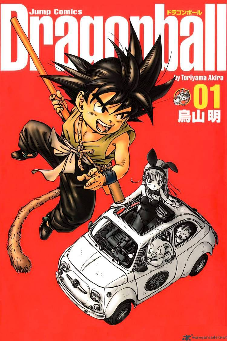 Dragon Ball Chapter 1  Online Free Manga Read Image 1