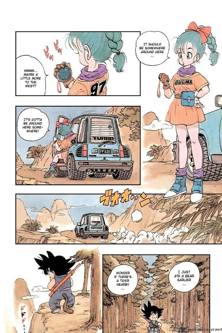 Dragon Ball Chapter 1  Online Free Manga Read Image 10