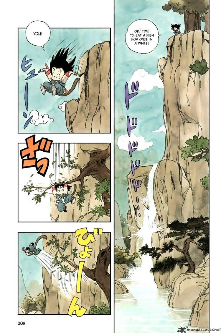Dragon Ball Chapter 1  Online Free Manga Read Image 11