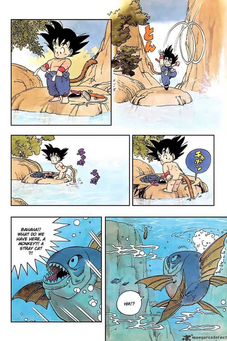 Dragon Ball Chapter 1  Online Free Manga Read Image 12
