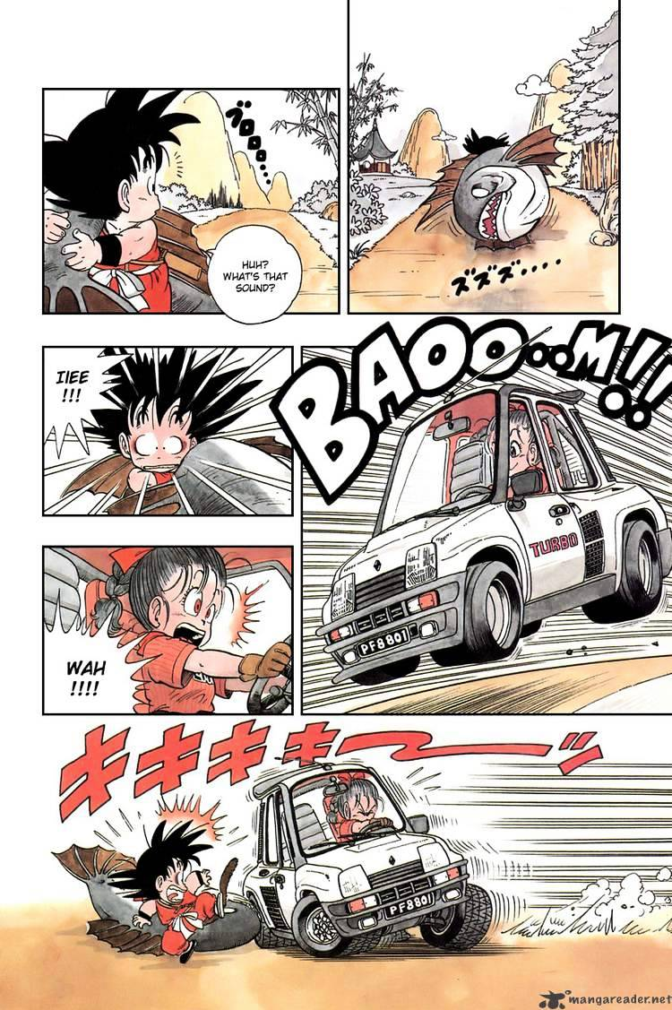 Dragon Ball Chapter 1  Online Free Manga Read Image 14