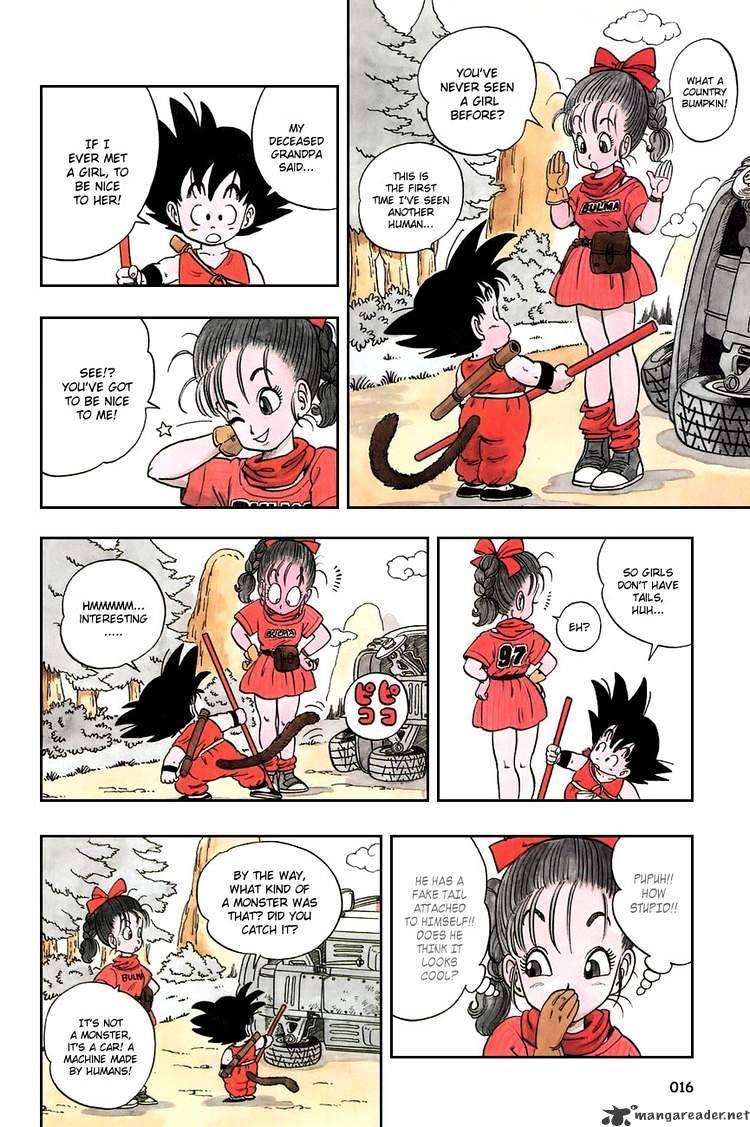 Dragon Ball Chapter 1  Online Free Manga Read Image 18