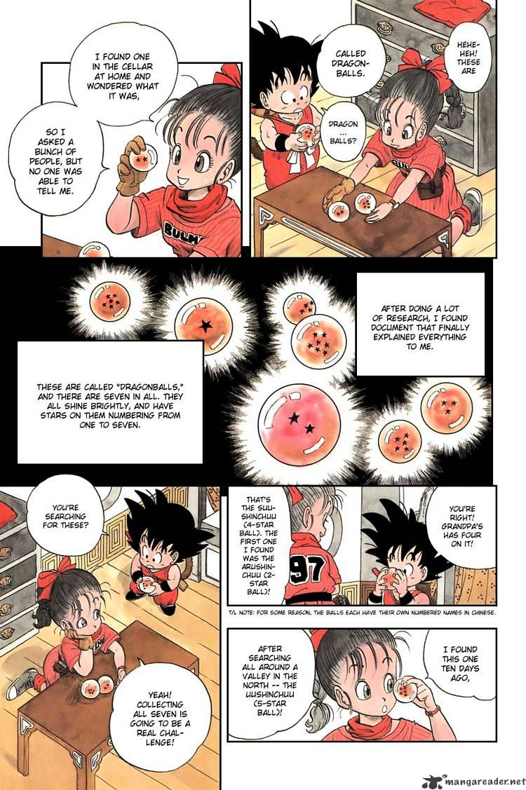 Dragon Ball Chapter 1  Online Free Manga Read Image 21
