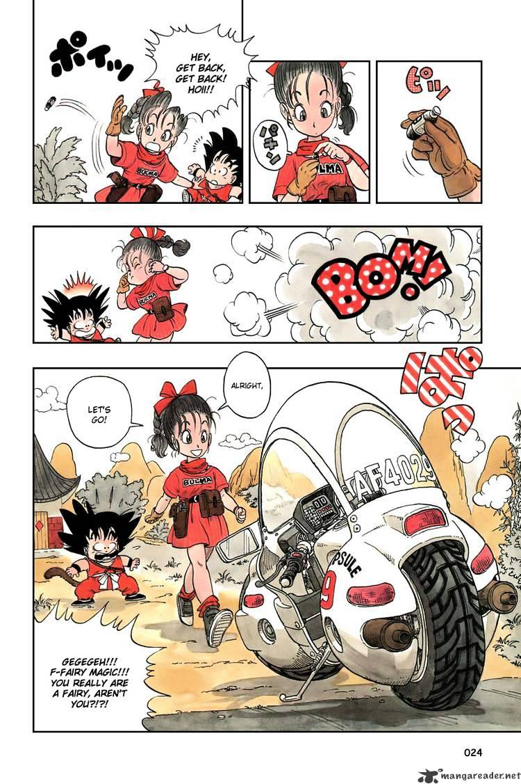Dragon Ball Chapter 1  Online Free Manga Read Image 26
