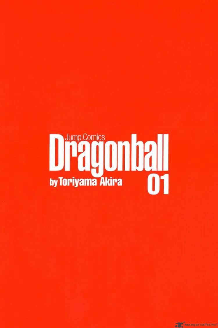 Dragon Ball Chapter 1  Online Free Manga Read Image 3