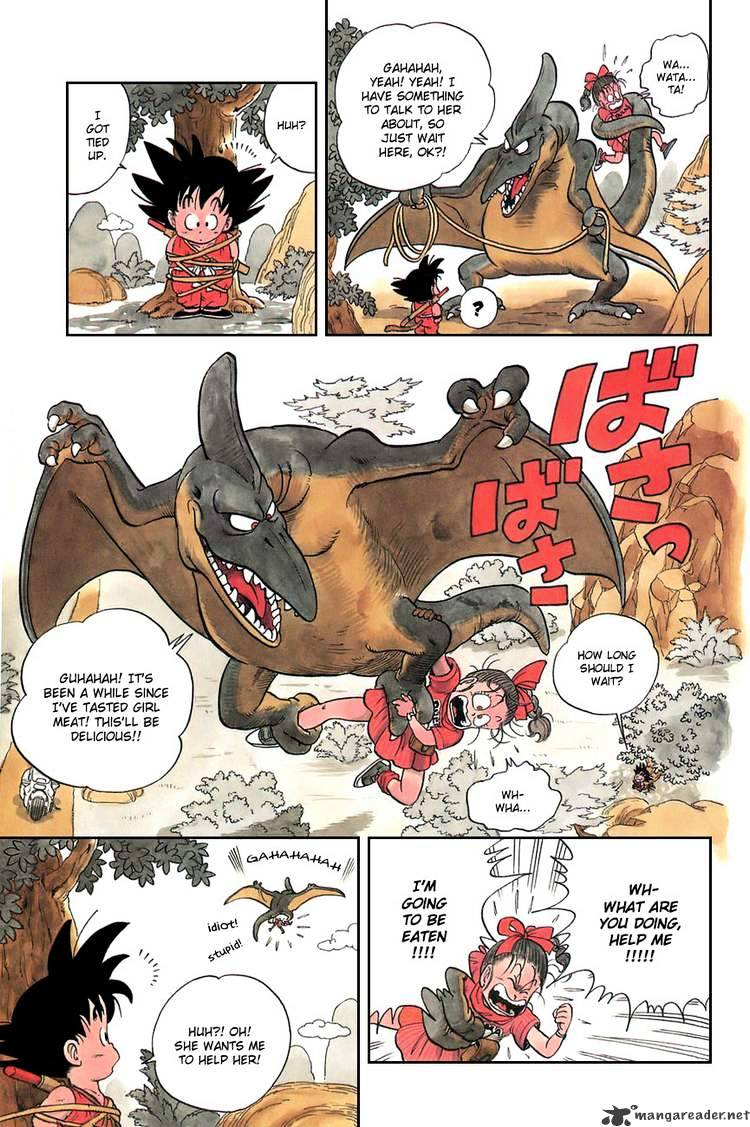 Dragon Ball Chapter 1  Online Free Manga Read Image 31