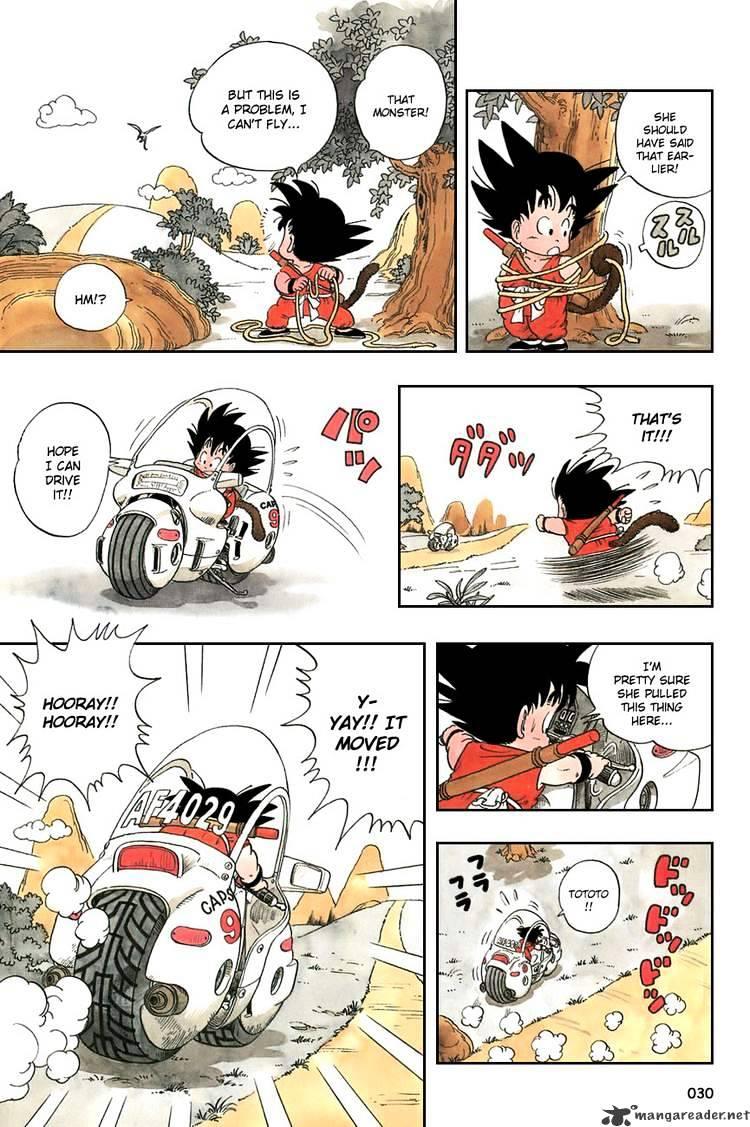 Dragon Ball Chapter 1  Online Free Manga Read Image 32