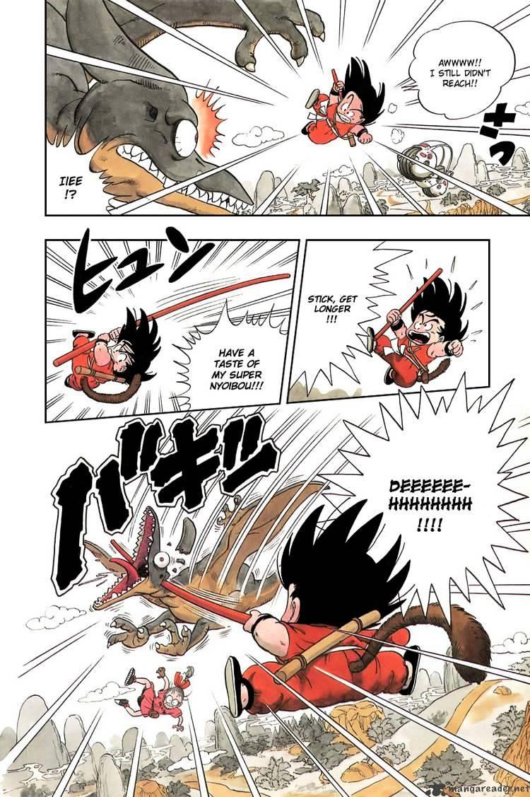 Dragon Ball Chapter 1  Online Free Manga Read Image 34