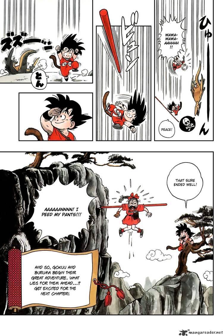 Dragon Ball Chapter 1  Online Free Manga Read Image 35