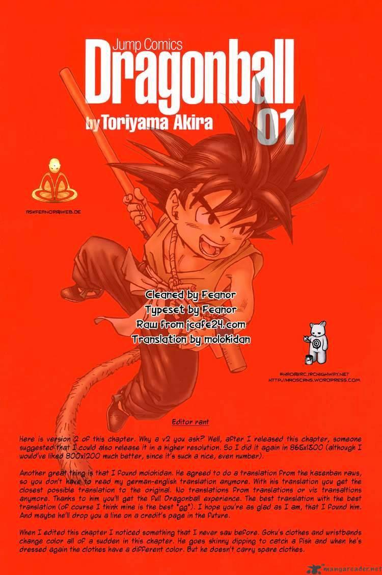 Dragon Ball Chapter 1  Online Free Manga Read Image 36