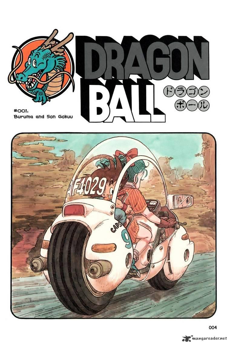 Dragon Ball Chapter 1  Online Free Manga Read Image 6