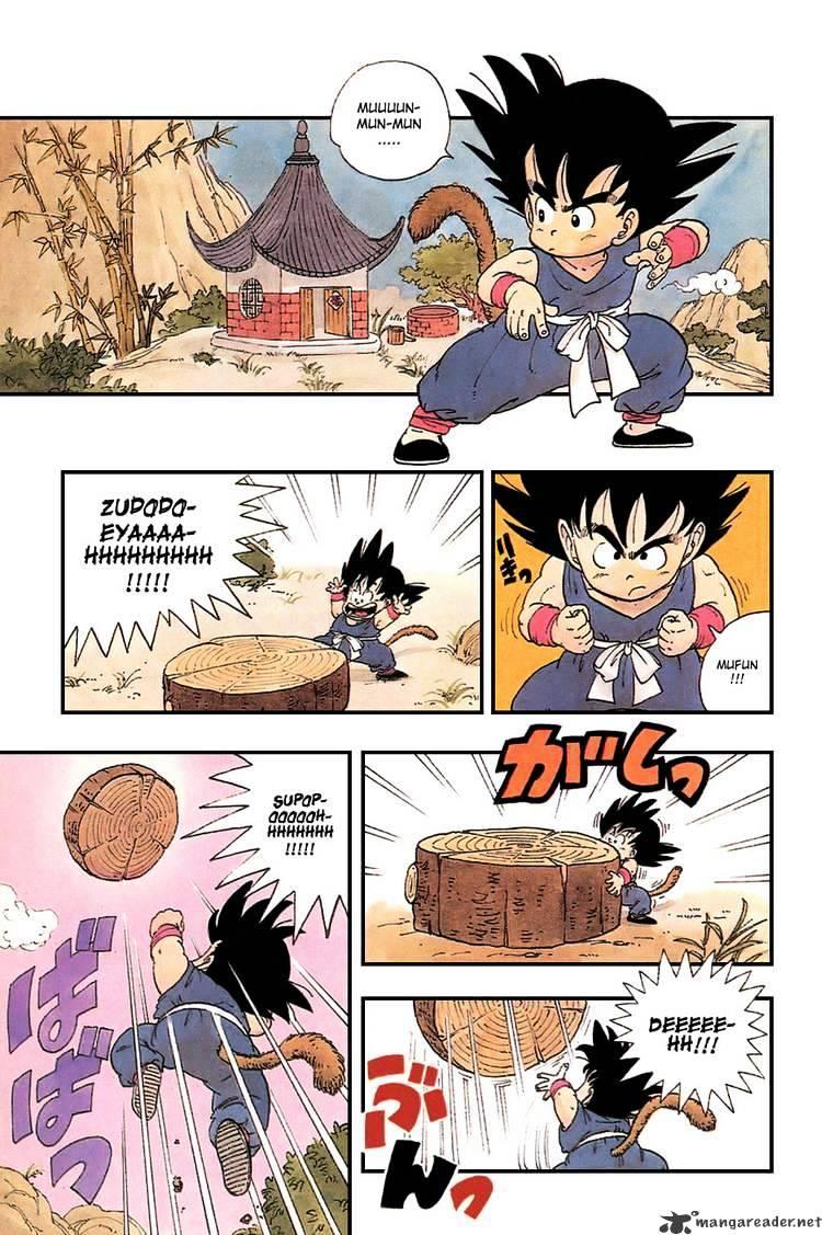 Dragon Ball Chapter 1  Online Free Manga Read Image 7
