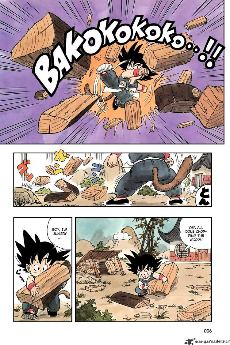 Dragon Ball Chapter 1  Online Free Manga Read Image 8