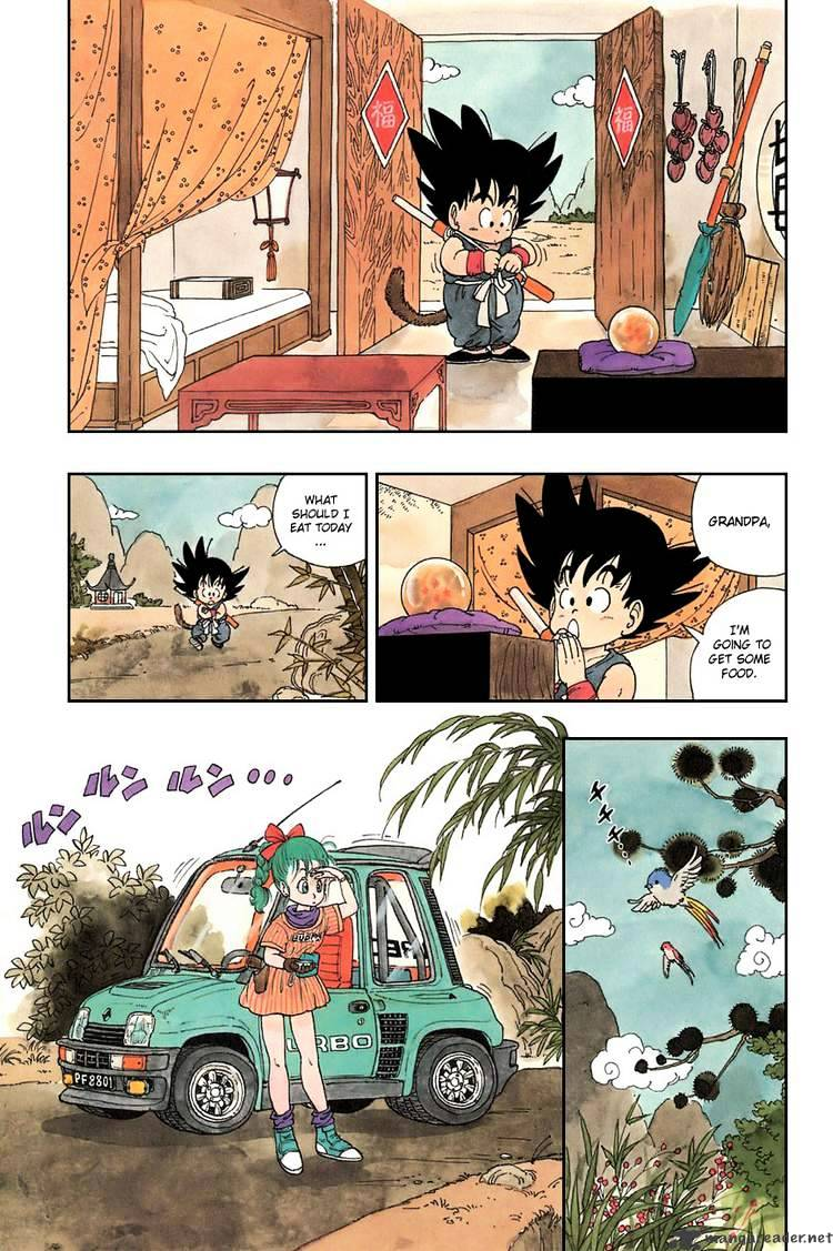 Dragon Ball Chapter 1  Online Free Manga Read Image 9