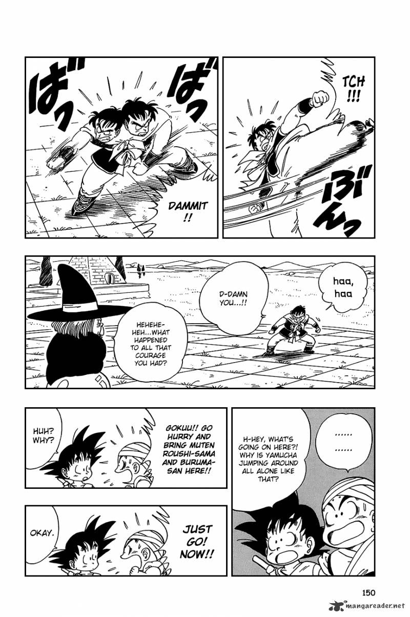 Dragon Ball Chapter 100  Online Free Manga Read Image 6