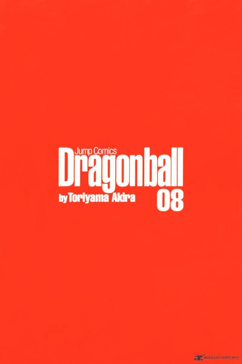 Dragon Ball Chapter 105  Online Free Manga Read Image 4