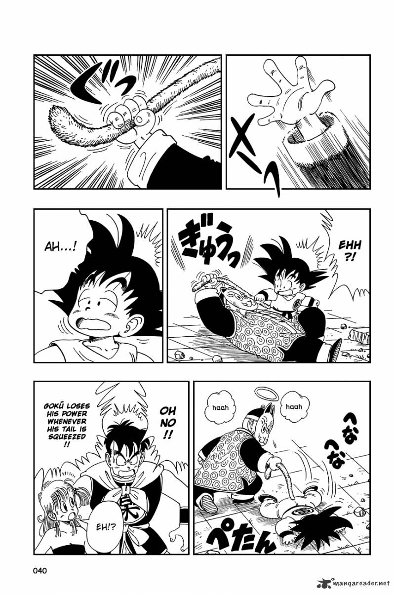 Dragon Ball Chapter 107  Online Free Manga Read Image 10