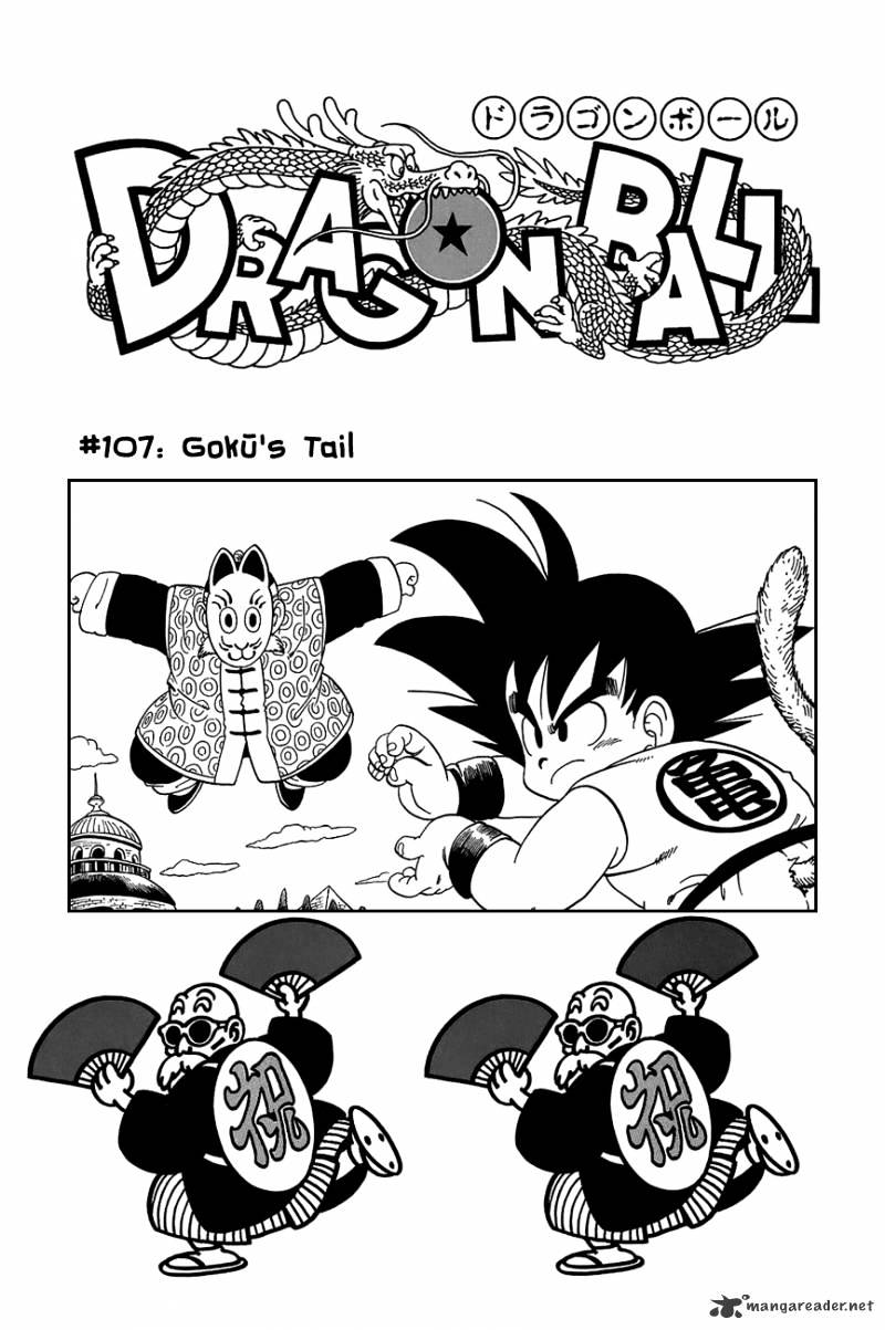 Dragon Ball Chapter 107  Online Free Manga Read Image 2