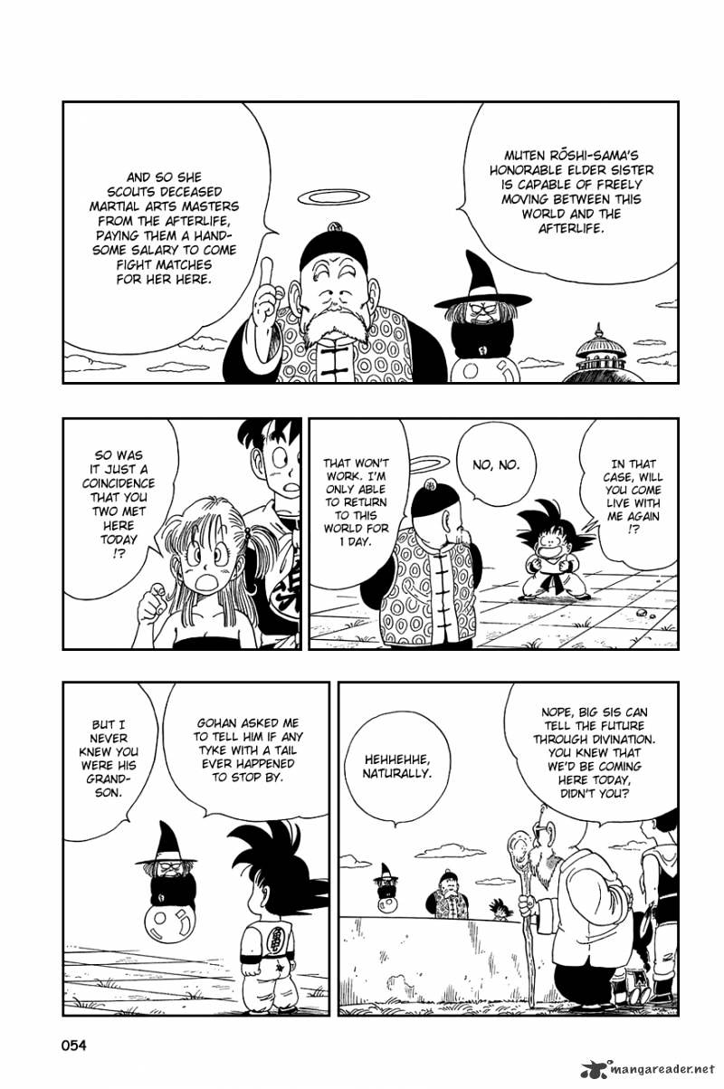 Dragon Ball Chapter 108  Online Free Manga Read Image 9