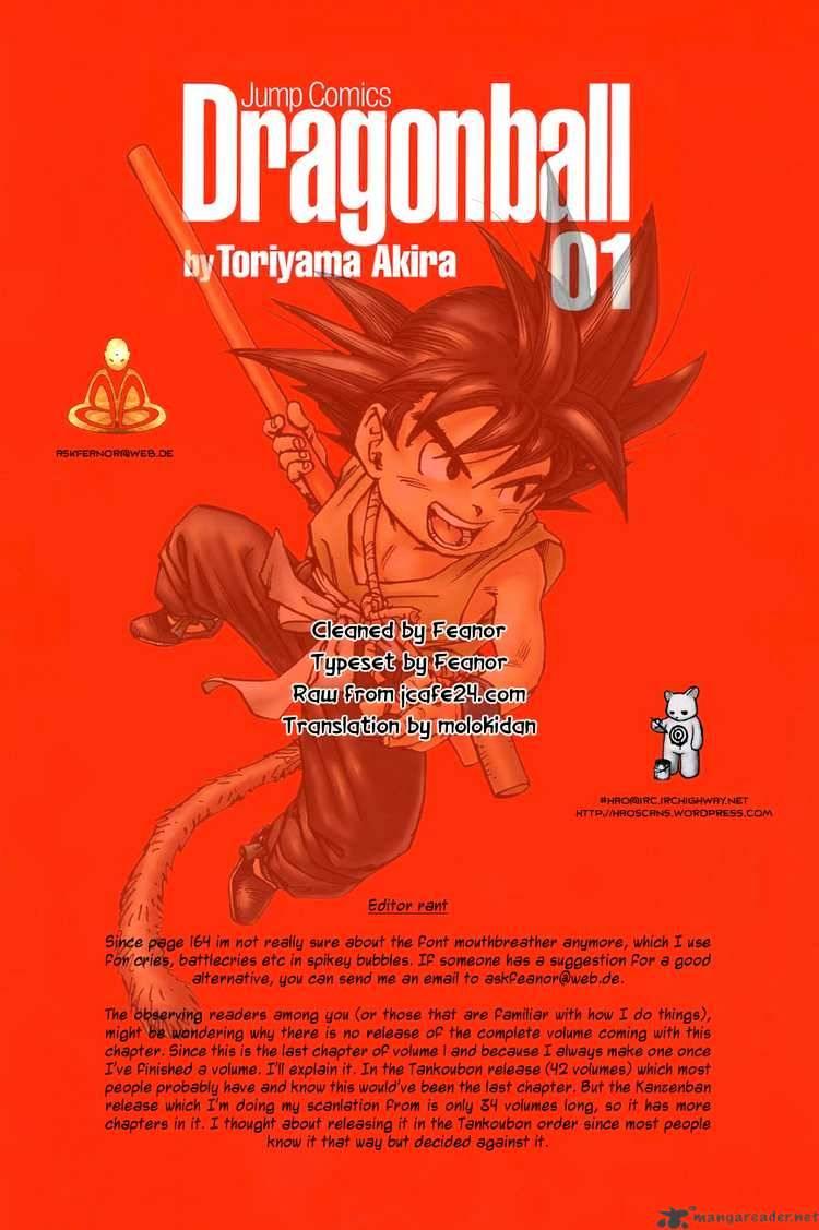 Dragon Ball Chapter 11  Online Free Manga Read Image 15