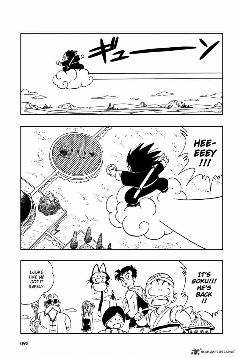 Dragon Ball Chapter 111  Online Free Manga Read Image 4
