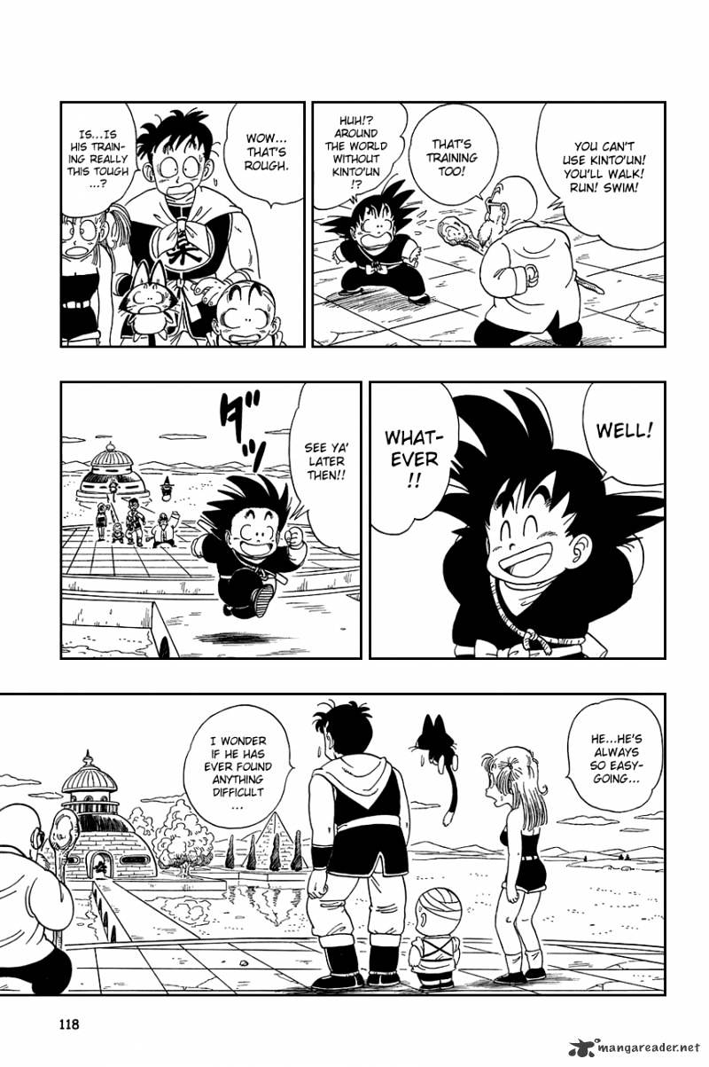 Dragon Ball Chapter 112  Online Free Manga Read Image 15
