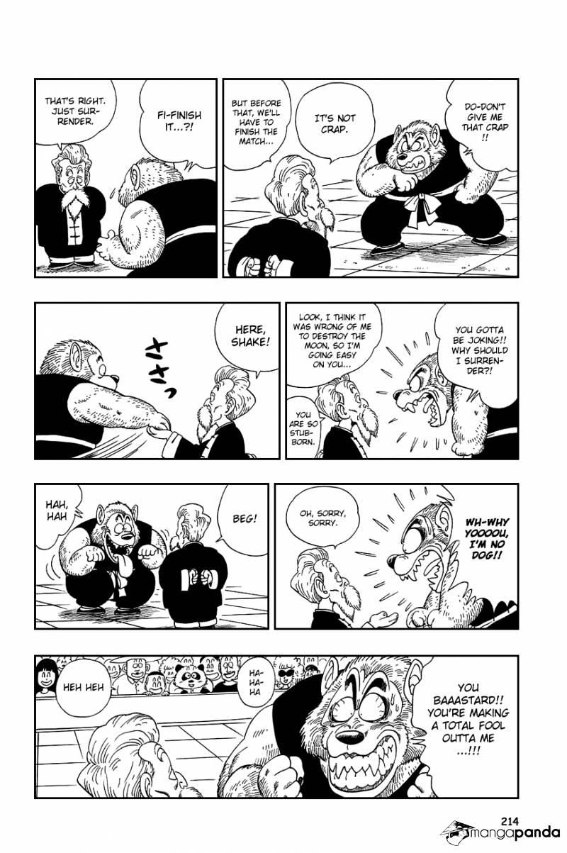Dragon Ball Chapter 119  Online Free Manga Read Image 10