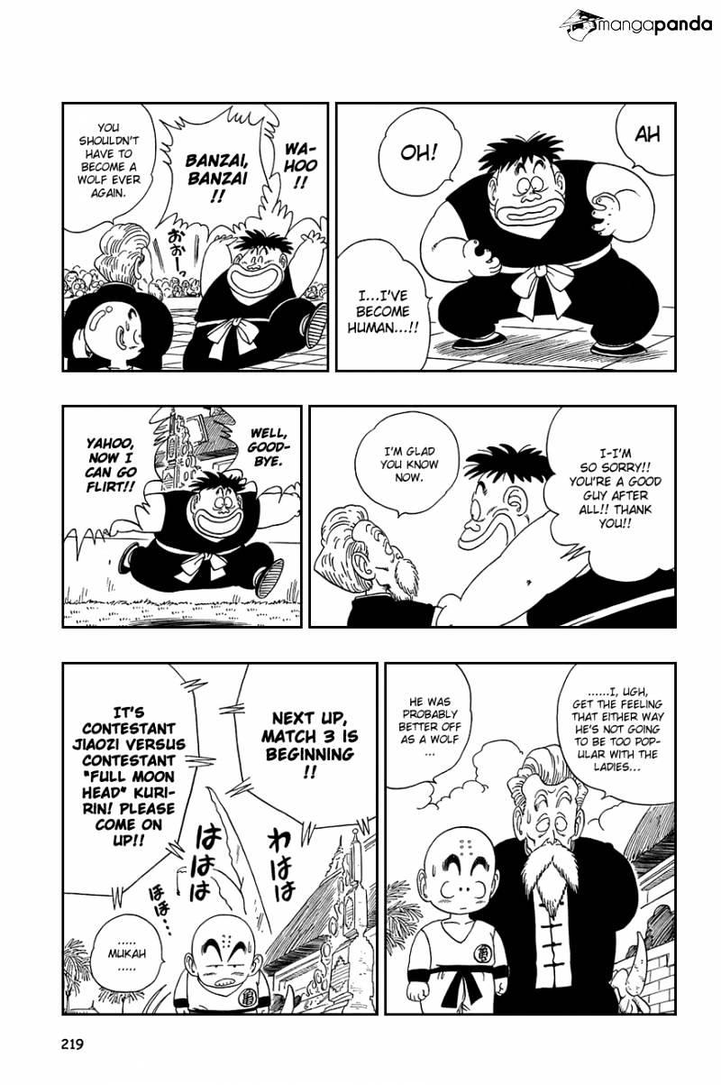 Dragon Ball Chapter 119  Online Free Manga Read Image 15