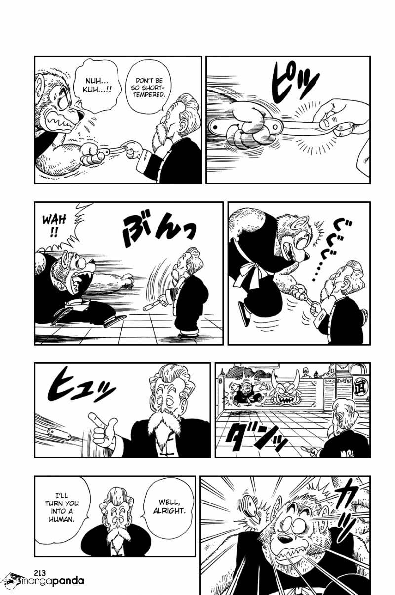 Dragon Ball Chapter 119  Online Free Manga Read Image 9