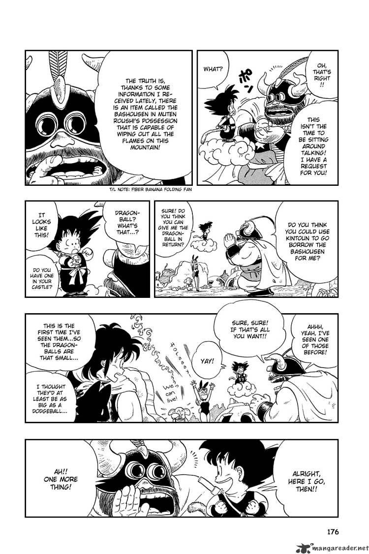 Dragon Ball Chapter 12  Online Free Manga Read Image 3