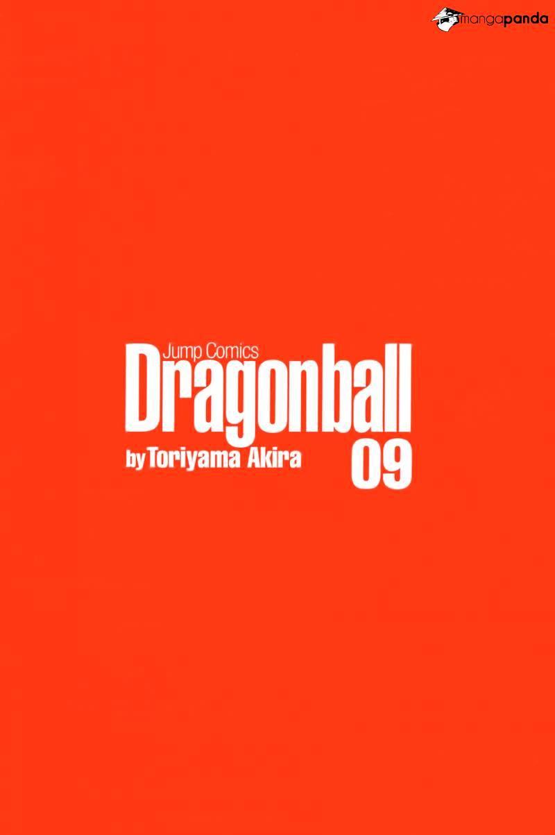 Dragon Ball Chapter 120  Online Free Manga Read Image 4
