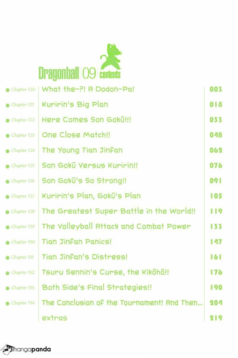 Dragon Ball Chapter 120  Online Free Manga Read Image 5