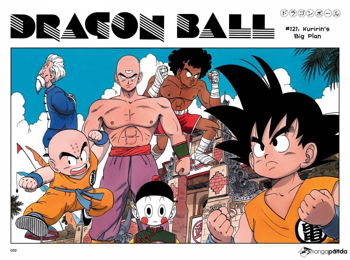 Dragon Ball Chapter 121  Online Free Manga Read Image 2