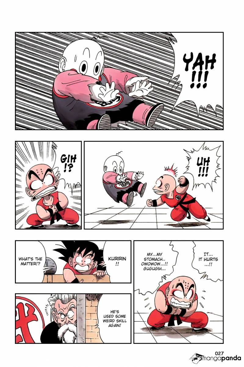 Dragon Ball Chapter 121  Online Free Manga Read Image 9