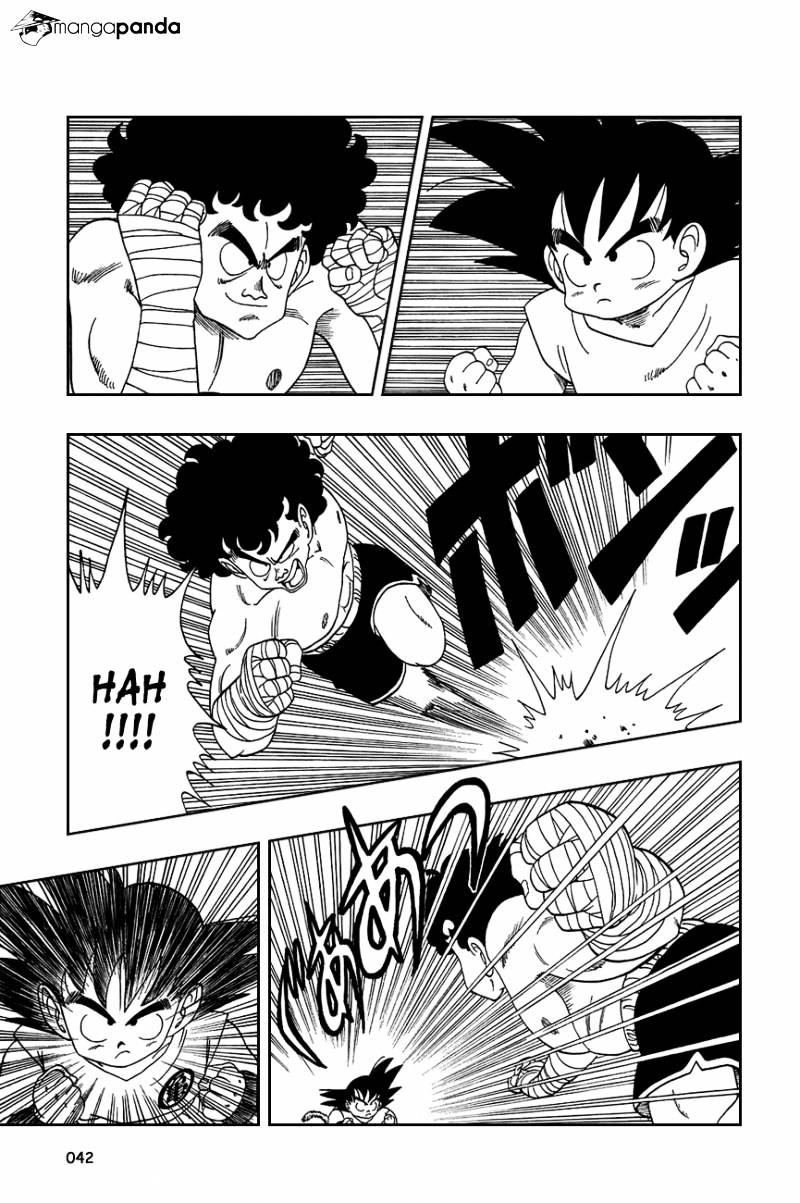 Dragon Ball Chapter 122  Online Free Manga Read Image 11