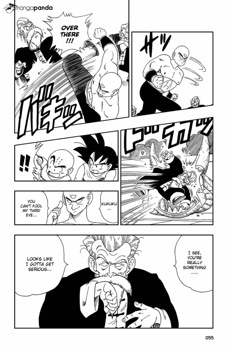 Dragon Ball Chapter 123  Online Free Manga Read Image 9