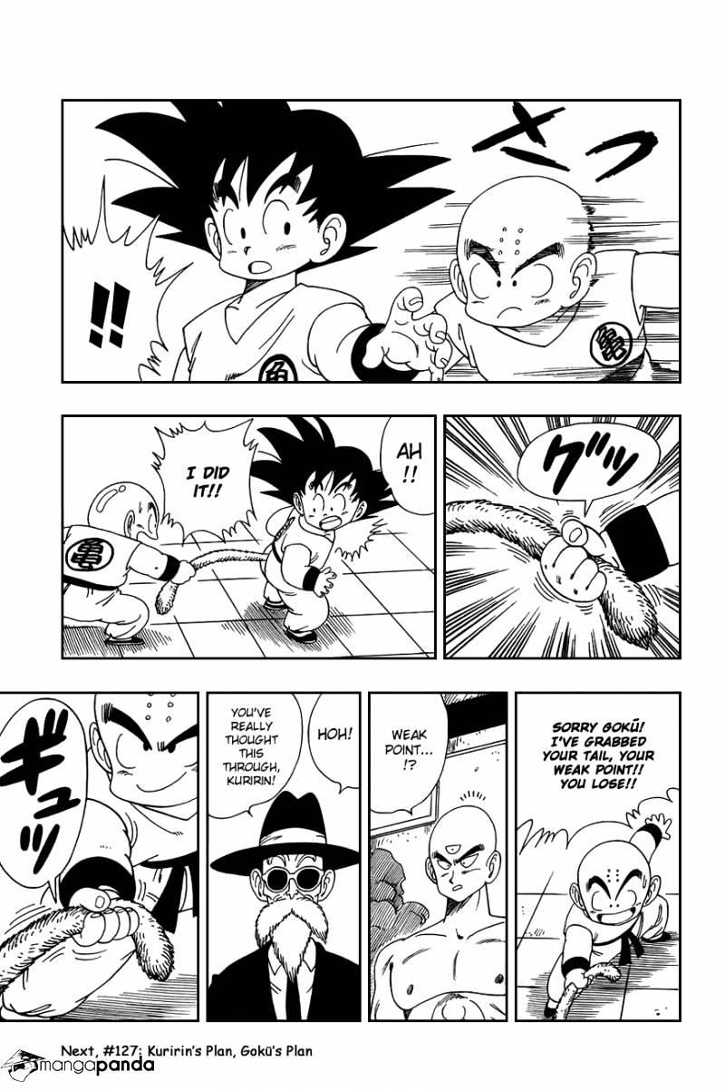 Dragon Ball Chapter 126  Online Free Manga Read Image 14